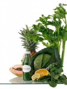 Grüne Smoothies Spezialmischung