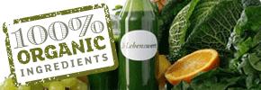 Frisch bei Lebenswert-Wien: Grüne Smoothies