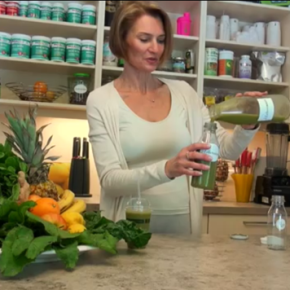 Grüner Smoothie to go - Video