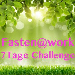 7 Tage Fasten@Work